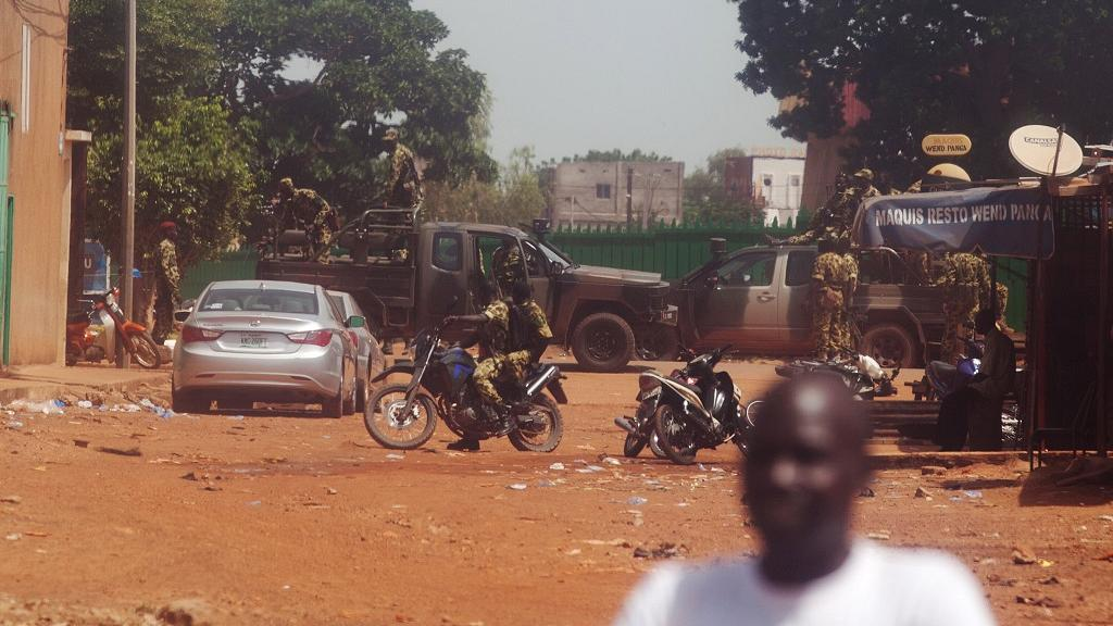 6 Killed in suspected Jihadist attack in Burkina Faso