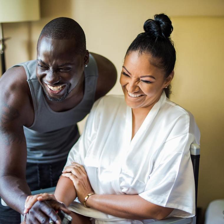 Actor Chris Attoh marries again –Photos