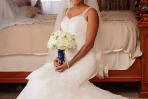 Actress cum TV presenter Chantelle Asante marries a pastor cover