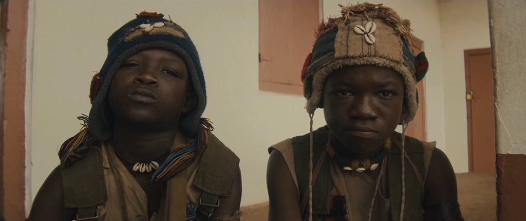 Young actor Strika talks stolen entitlements after Beasts of No Nation