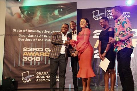 2017 GJA Awards: Bernard Avle wins Journalist of the Year - Full List