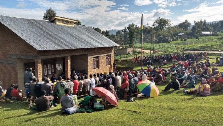 Former Tyson Foods CEO Brings Chicken Farming To Rwanda