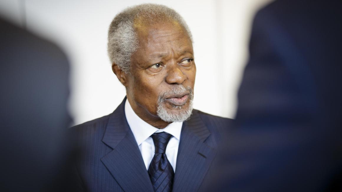 Former UN Secretary-General Kofi Annan dies at 80