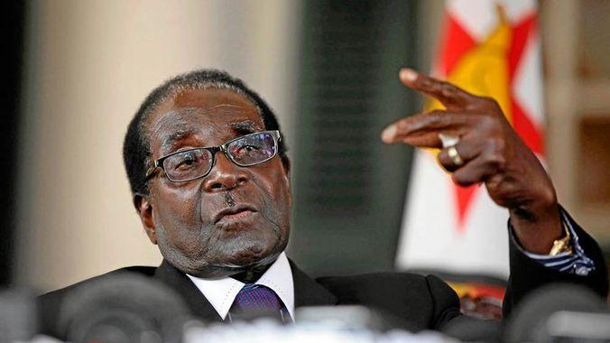 Zimbabwe's former President Robert Mugabe unwell