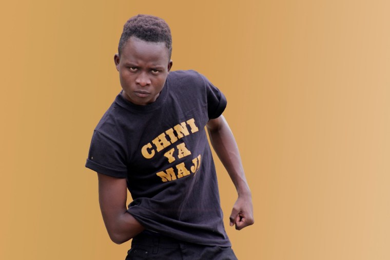 Gabiro Mtu Necessary unveil urban single, Chini Ya Maji