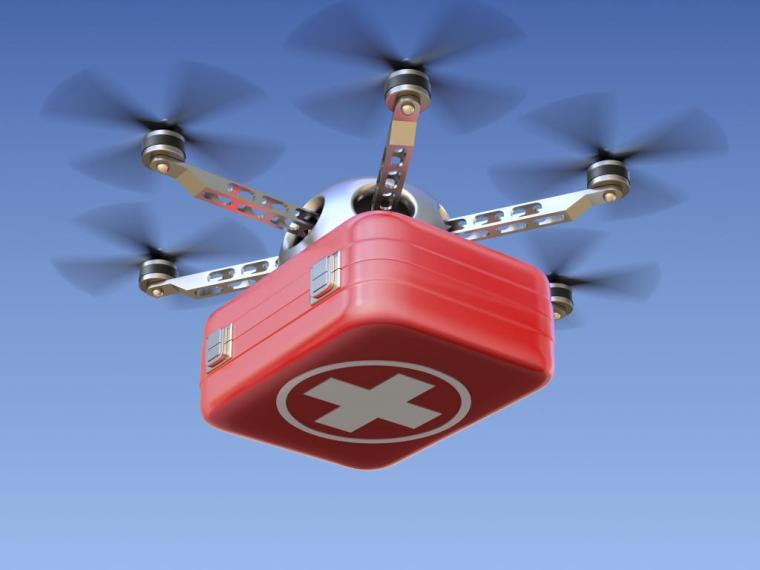 Govt spending a' staggering' $27m on Drone Project – Minority