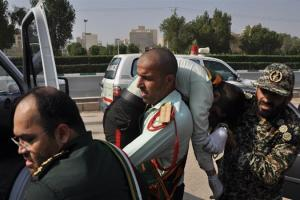 Gunmen attack military parade in Iran