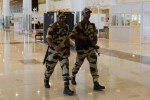 Indian airport police told to cut down on smiling