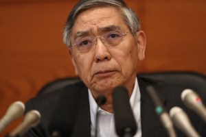 Japan central bank chief Kuroda says no rate hike for 'long time'