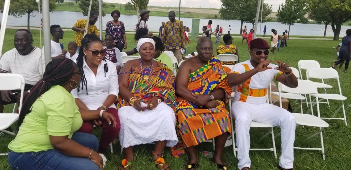 Joyce Blessing rocks maiden Ghanafest Event in Dallas