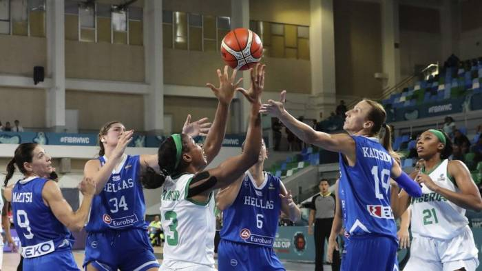 Nigeria's D'Tigress qualify to basketball world cup quarter finals