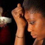 Nigerian Native doctor refuses to use lady brought to him for money ritual