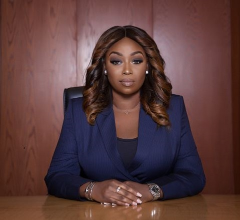 Peace Hyde shortlisted for the Exquisite Lady of the Year Awards