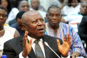 'Strange' money hitting my account – Martin Amidu