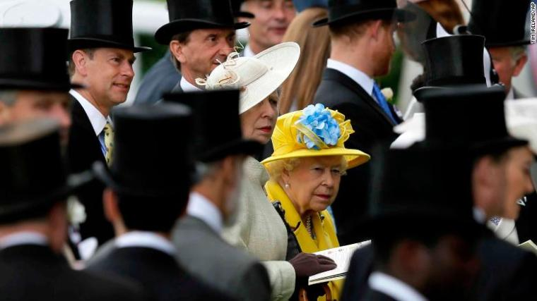Queen Elizabeth II's undiminished love of horse racing