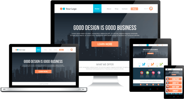 Cost-effective small business web design focuses on performance