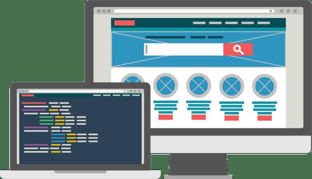 Small business website design & web development