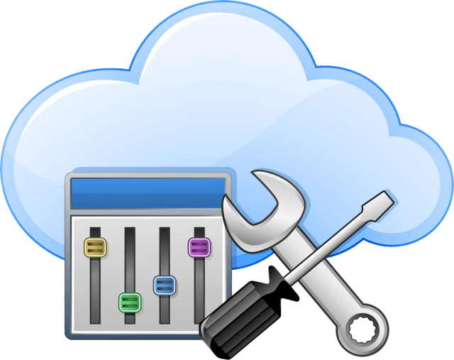 Web hosting & support services