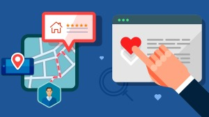 Review management for local SEO
