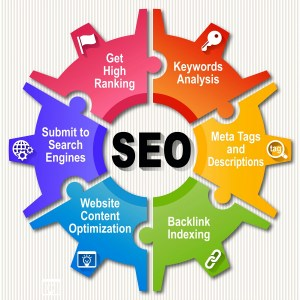 Search Engine Optimisation (SEO) for websist growth
