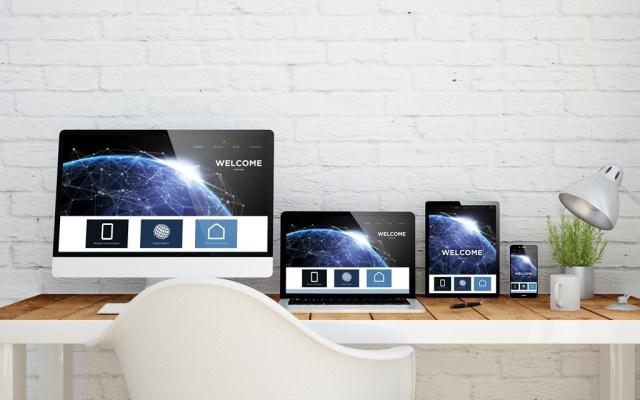 Responsive web design - professional bespoke web design