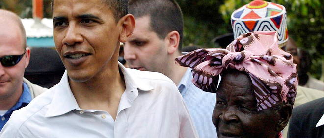 Sarah Obama, la « grand-mère » de l'ex-président américain, est morte