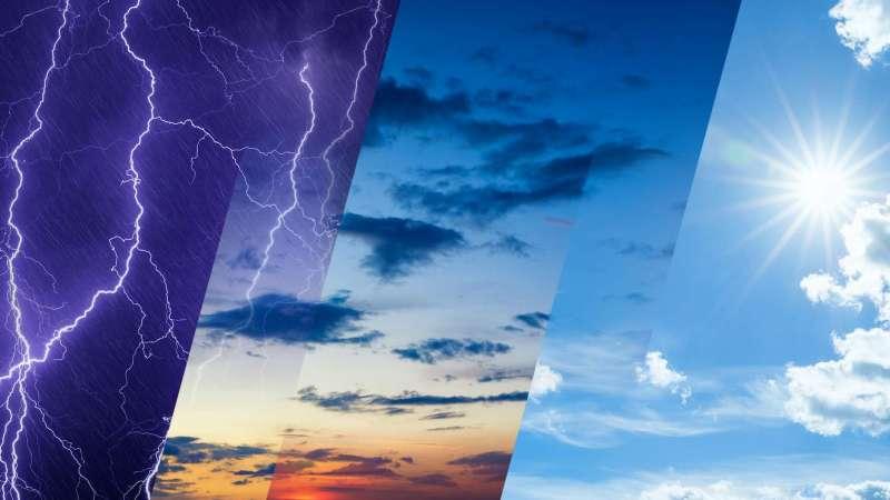 Météo Sénégal : Orages et pluies (ANACIM)
