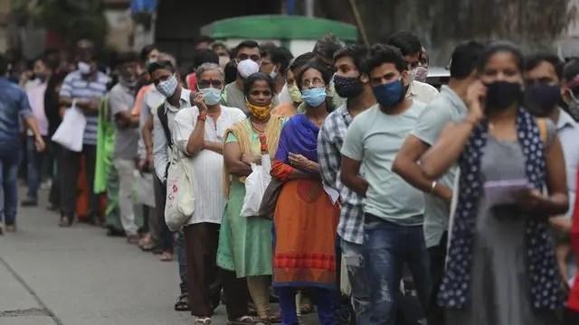 Dix millions de personnes vaccinées en un seul jour en Inde