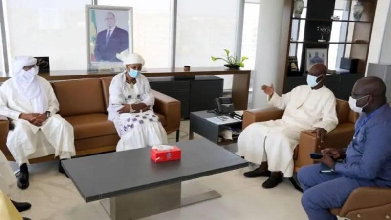 Accident de Kaolack : le ministre malien des Transports au Sénégal
