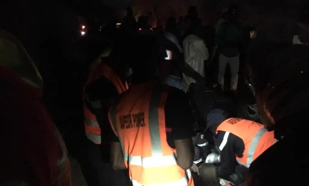 Plusieurs morts et des blessés graves dans un violent accident à Lam lam (Thiès)