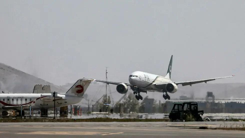 Afghanistan : premier vol commercial international à Kaboul depuis le retour des Taliban