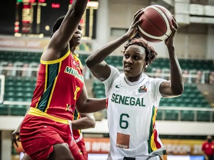 SN • Les «Lionnes» rejoignent le Nigéria en demi-finale de l'Afrobasket
