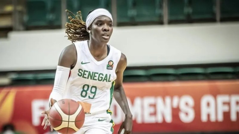Direct-1/4 finale Afrobasket : Mozambique vs Sénégal
