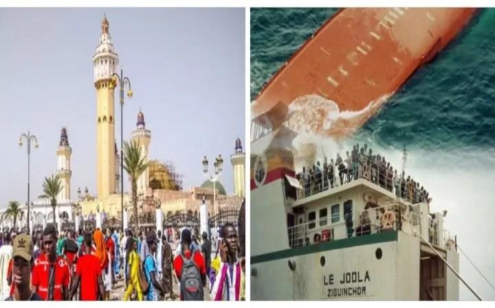 🇸🇳 Union des prières :   Magal de Touba et anniversaire naufrage du «Joola»