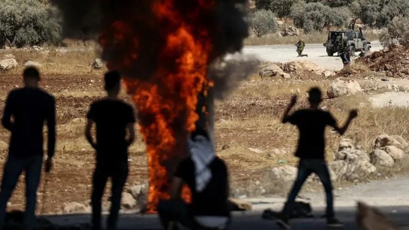 Cisjordanie: affrontements entre Israéliens et Palestiniens, la crainte d'une montée de la violence