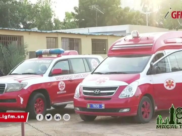 🇸🇳 Les notes tristes du Magal: 142 accidents, 505 victimes, 6 morts…