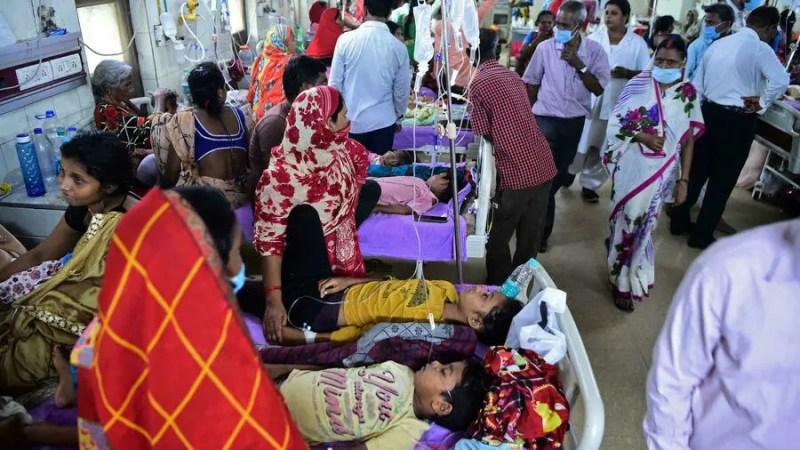 Inde: plus de 60 décès suite à une fièvre mystérieuse dans l'Uttar Pradesh
