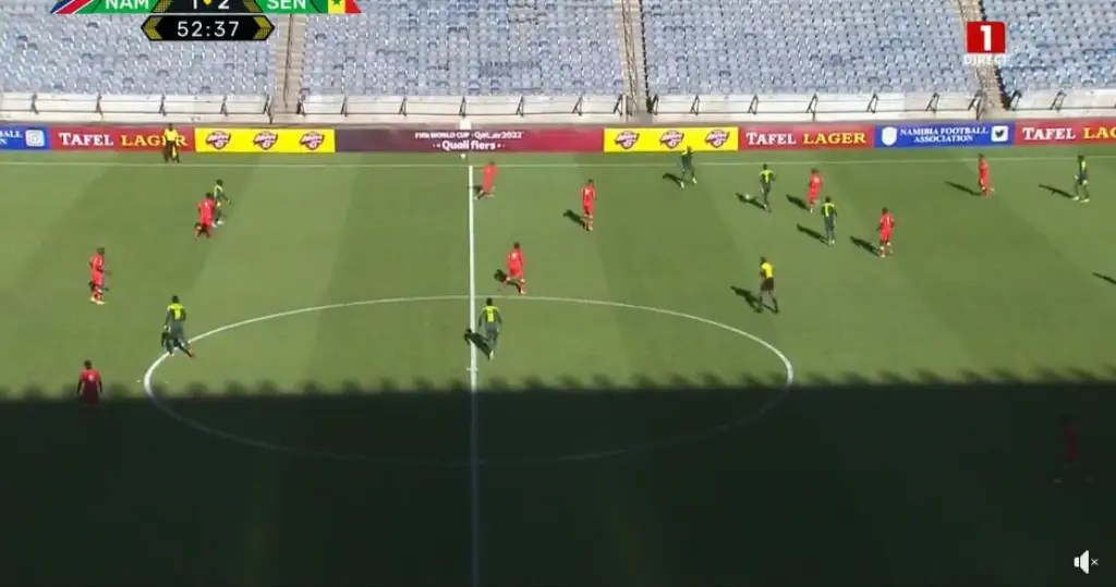 🇳🇦 – 🇸🇳 Direct-Namibie vs Sénégal : Famara redonne l'avantage aux Lions (1-2)