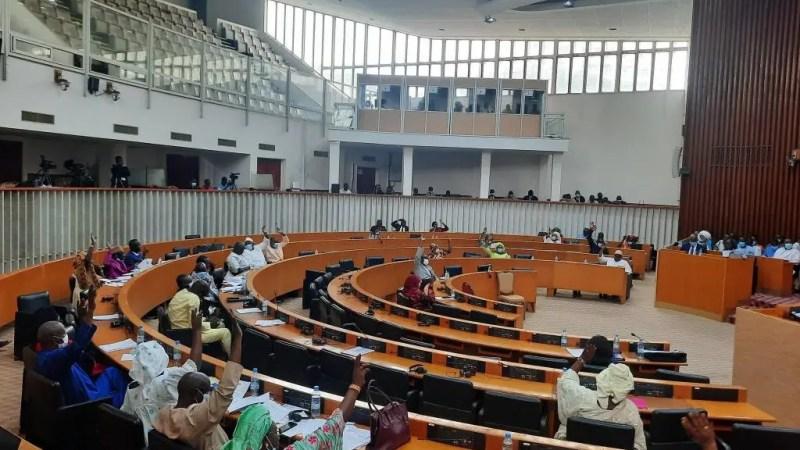 🇸🇳 L'Assemblée passe de 165 à 164 députés, Goudomp lésé