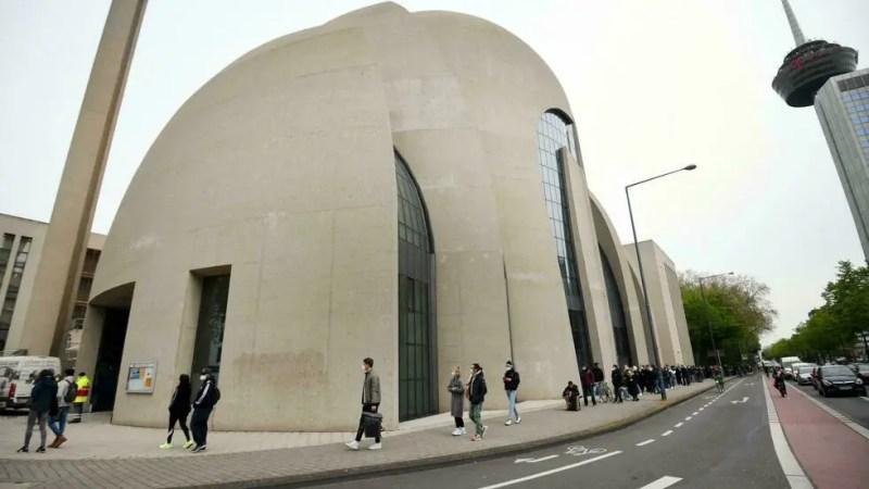 🇩🇪 Allemagne: polémique à Cologne, qui veut autoriser les appels à la prière des mosquées