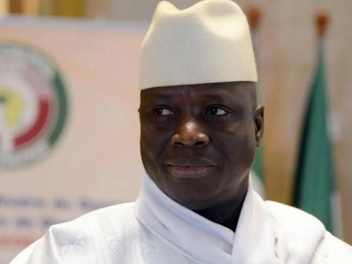 🇬🇲 Gambie: la sortie inattendue de Jammeh qui torpille les plans de Barrow