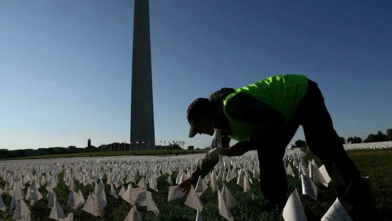 🇺🇸 Les États-Unis dépassent le cap des 700 000 morts du Covid-19