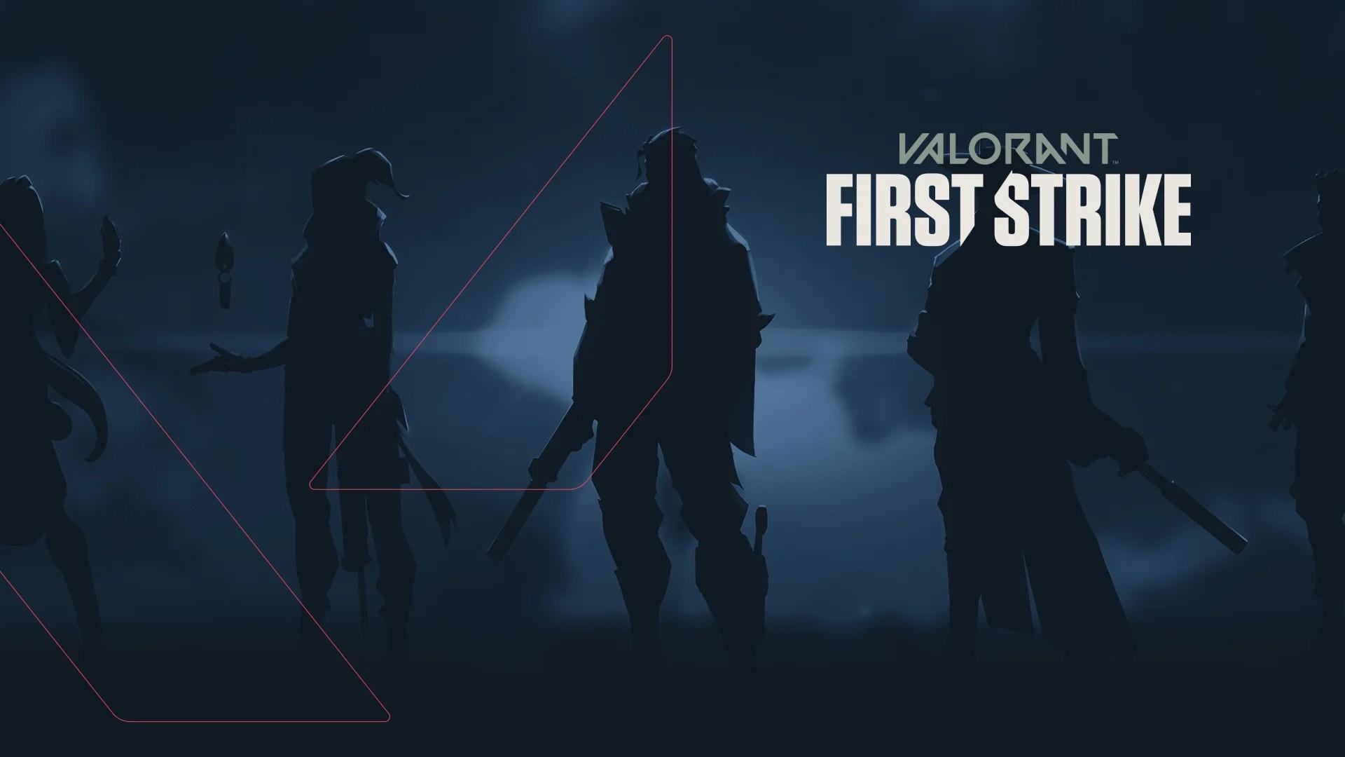 【VALORANT】『FIRST STRIKE-JAPAN』の予選が11/14よりスタート。優勝賞金500万円、最大128チーム参加など、詳細な内容について公式が情報を公開【ヴァロラント】