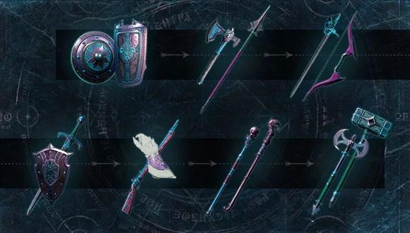 【New World】「Vinespun Weapon Set」がTwitch Dropにて期間限定で配布中【ニューワールド】