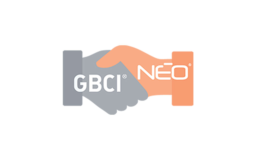 GBCI partners with NEO