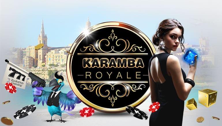 Karamba Casino promotion