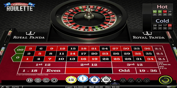 American Roulette Netent Slot