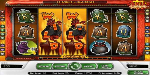 Devil Delight Netent Slot