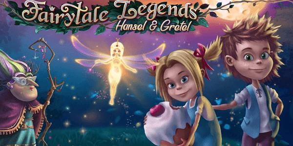 Fairytale Legends: Hansel And Gretel Netent Slot