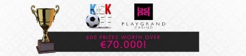 PlayGrand Casino promotion